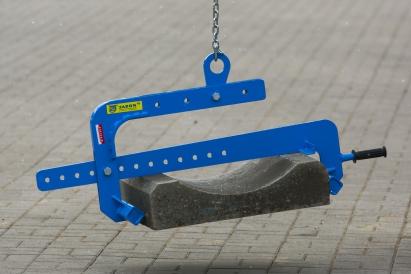 Chwytak do bloków zawieszany 20-80cm CHBZ2