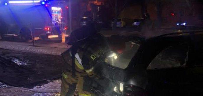 Artykuł: Pożar Mercedesa