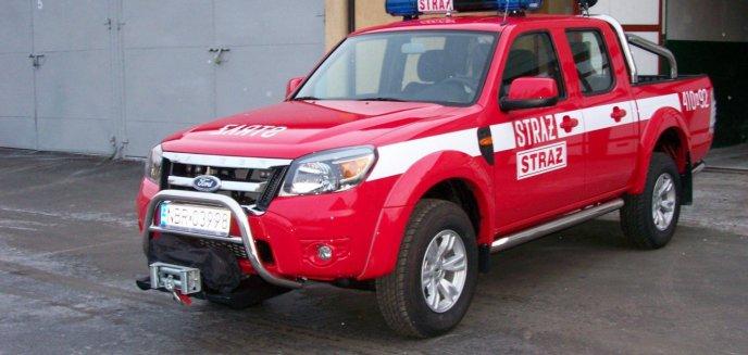 Artykuł: Jedzie wóz, strażacki wóz...