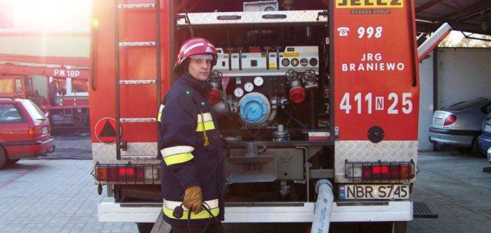 Artykuł: Pożar barakowozu