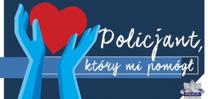 """Artykuł: """"Policjant, który mi pomógł"""""""