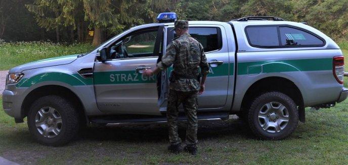 Artykuł: Poszukiwani za oszustwa zatrzymani przez Straż Graniczną