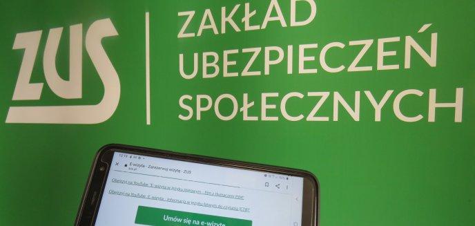 Artykuł: Prawie 2,8 tysięcy e-wizyt w ZUS na Warmii i Mazurach