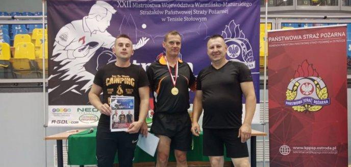 Artykuł: Braniewski strażak najlepszy w województwie