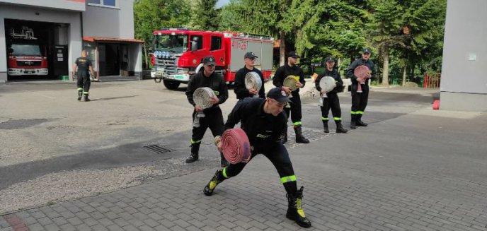 Szkolenie strażaków ratowników OSP