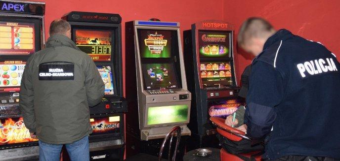 Artykuł: Kolejne uderzenie w punkty z hazardem